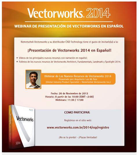 Vectorworks 2014